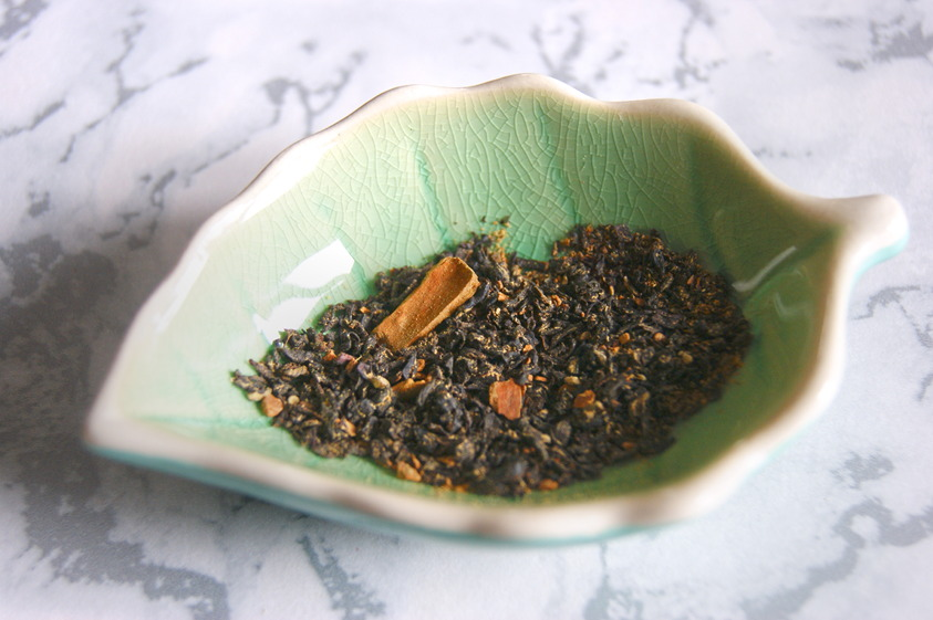 Spiced and Traditional Black Tea by Hot Elephant